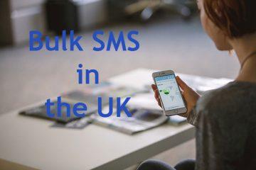 Bulk SMS in the UK