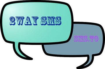 Receive SMS for Free with 2-Way SMS