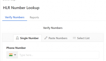 Everything You Need to Know About HLR Lookups